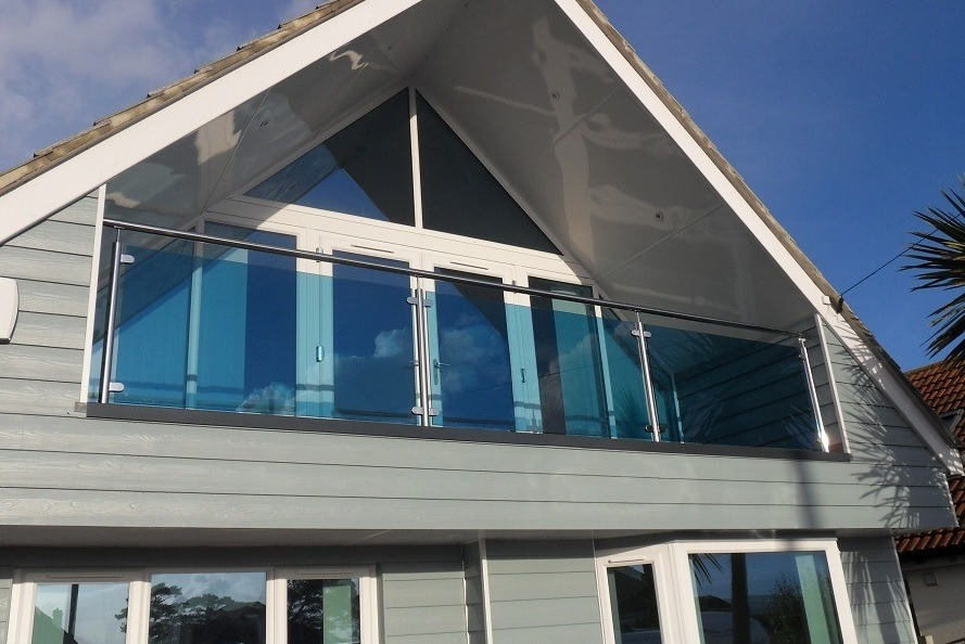 Bournemouth Balcony Design And Installation Mpr Metal Design