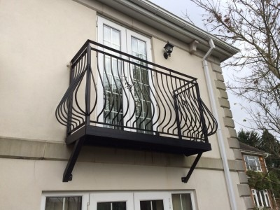 hampshire balcony company mpr metal design